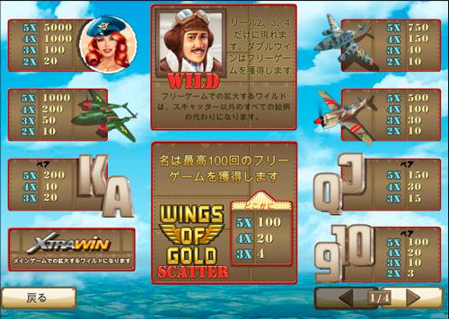 ウィングス・オブ・ゴールド4